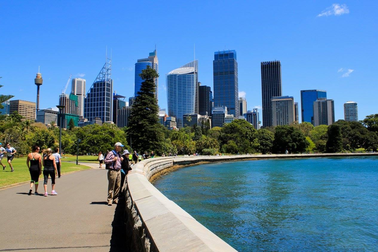 Living in Australia - Sydney