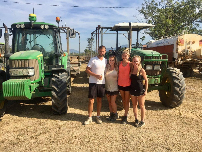 Living in Australia - Farm Work