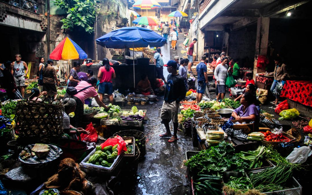 Why You Should Visit the Traditional Local Markets in Bali