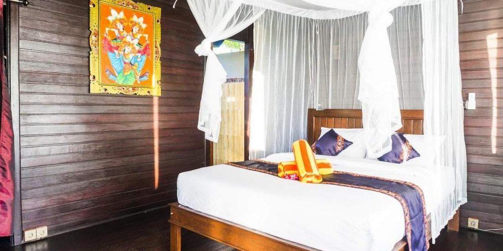 Review of Sunrise Huts Nusa Lembongan