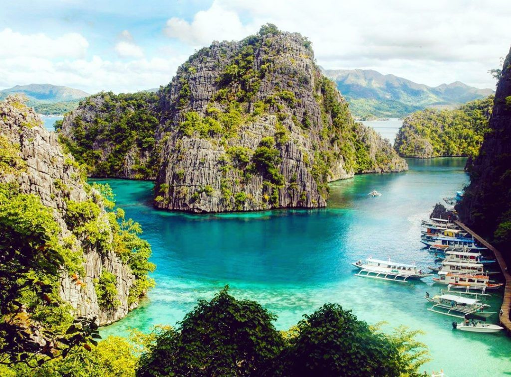 Coron Lookout Point
