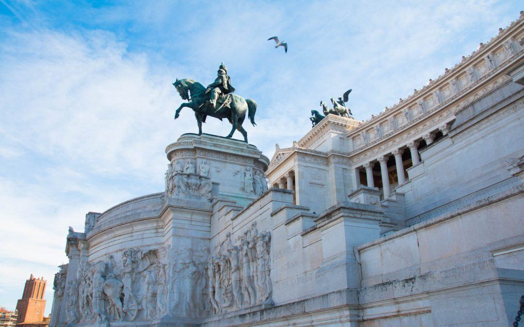 What to See With 72 Hours in Rome