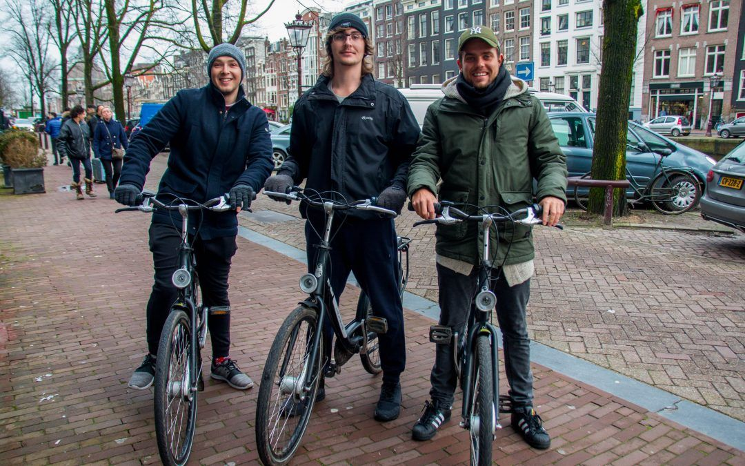 The Cheapest and Most Convenient Ways to Get Around Amsterdam City