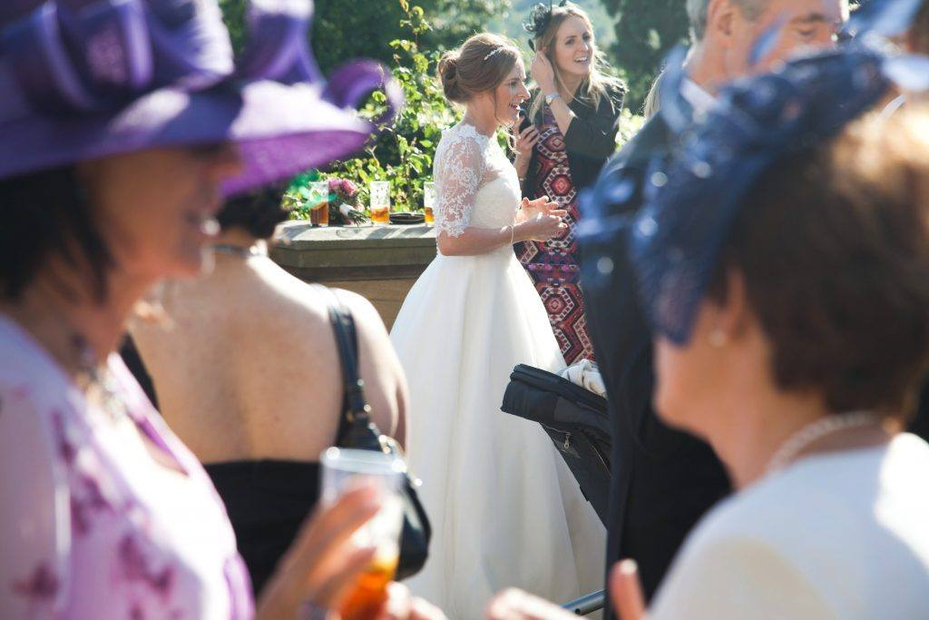 Wedding in Harewood House UK