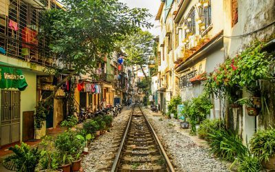 Hanoi Train Street – A Quick Guide
