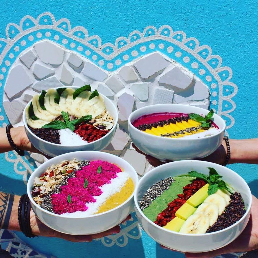 Bali Smoothie Bowls