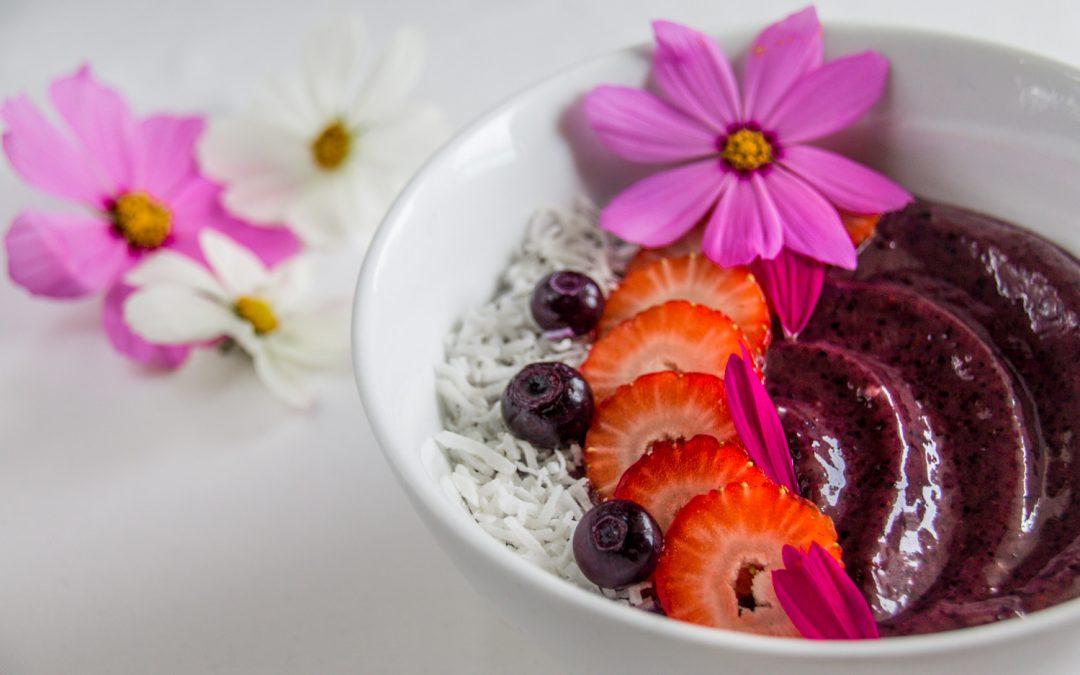 Delicious Vegan Smoothie Bowl Recipe