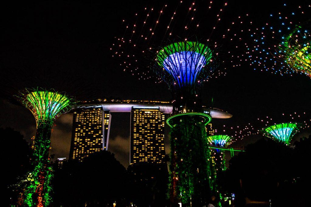 Is It Possible to Go Inside the Marina Bay Sands Hotel?