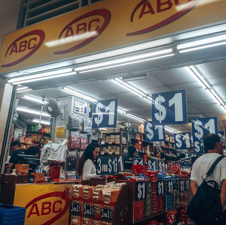 where to buy cheap snacks in Singapore