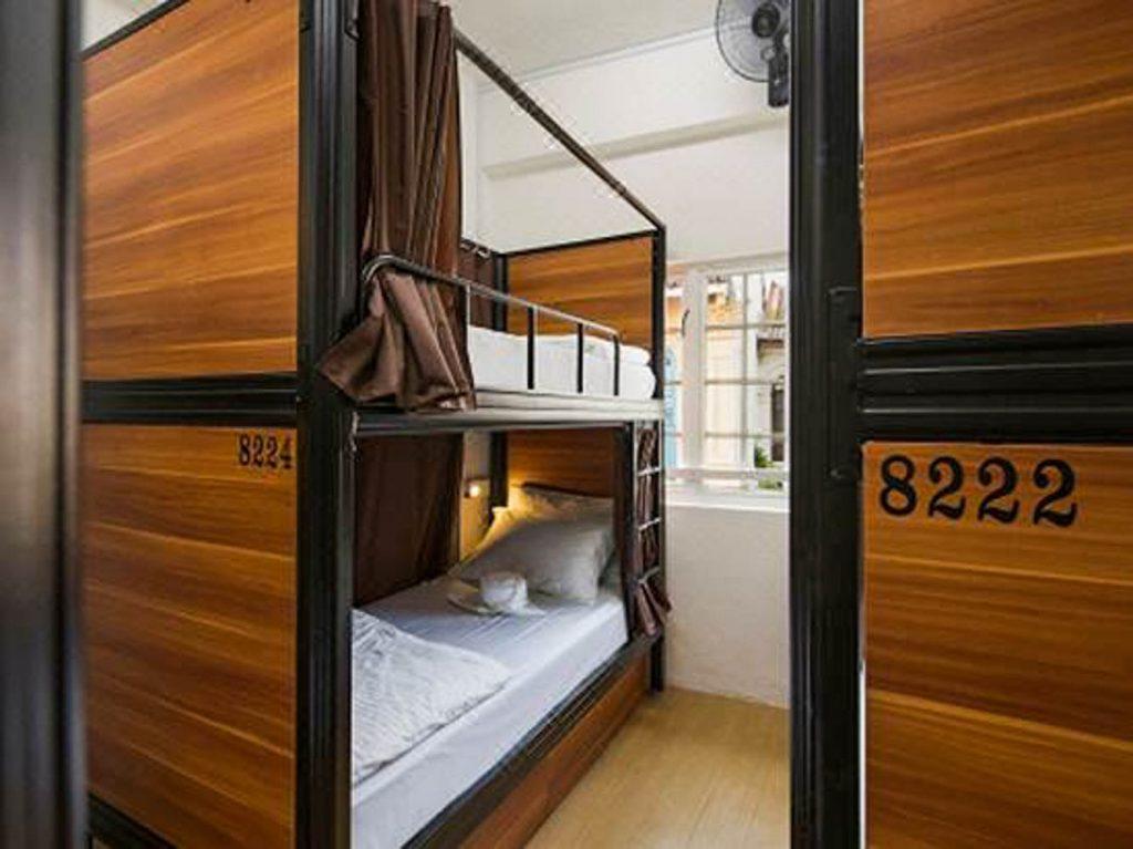 7 Wonders Hostel in Singapore