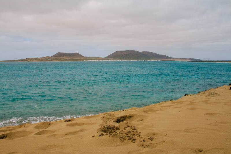 Hiking Playa del Risco Lanzarote (El Mirador)