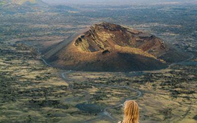Hiking Montaña Negra + Volcan El Cuervo Lanzarote