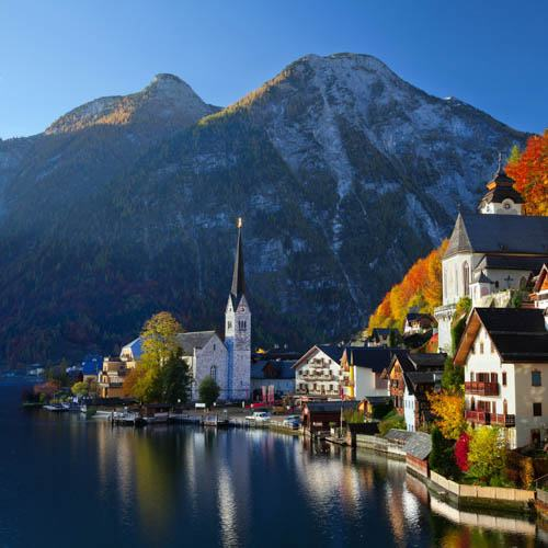 Where can I travel in Europe 2021? Austria.