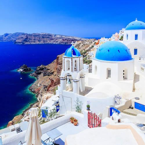 Where can I travel in Europe 2021? Greece.