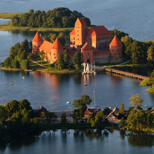 Where can I travel in Europe 2021? Lithuania.