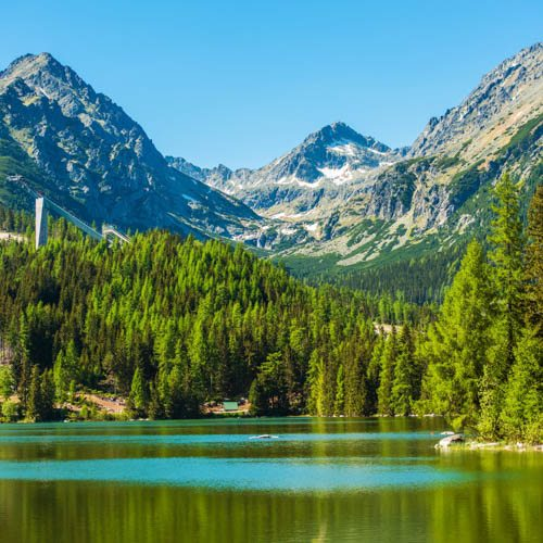 Where can I travel in Europe 2021? Slovakia.